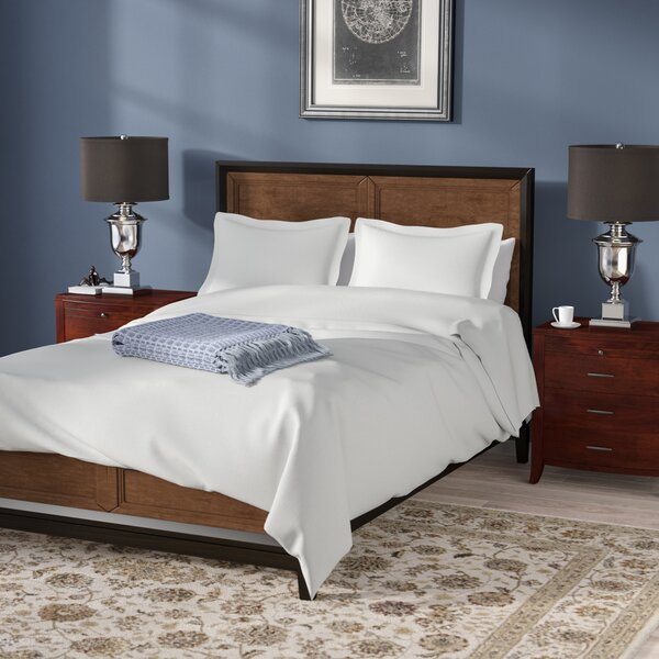 Amherst 100 Egyptian Quality Cotton 3 Piece Duvet Set By Darby Home Co.